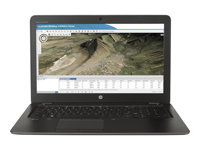 "HP ZBook 15u G3 Mobile Workstation - 15.6"" - Core i7 6500U - 16 GB RAM - 512 GB SSD - svenska T7W15EA#AK8"