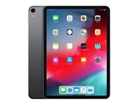 "Apple 11-inch iPad Pro Wi-Fi + Cellular - surfplatta - 64 GB - 11"" - 3G, 4G MU0M2KN/A"