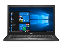"Dell Latitude 7280 - 12.5"" - Core i5 7200U - 8 GB RAM - 256 GB SSD GKYMY"