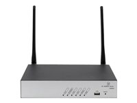 HPE MSR930 4G LTE/3G WCDMA Global Router - Router - 4-ports-switch - GigE JG665A#ABB