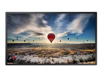 "Samsung OM32H - 32"" Klass - OMH series LED-skärm - digital skyltning - 1080p (Full HD) 1920 x 1080 LH32OMHPWBC/EN"