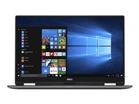 "Dell XPS 13 9365 2-in-1 - 13.3"" - Core i7 8500Y - 8 GB RAM - 512 GB SSD - med 1-års ProSupport H98GN"